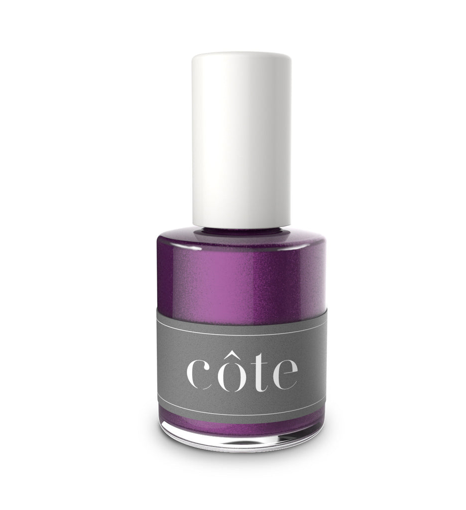 No.89 Shimmery Purple Nail Polish