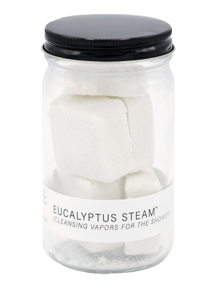 Eucalyptus Steam Shower Mini Jar