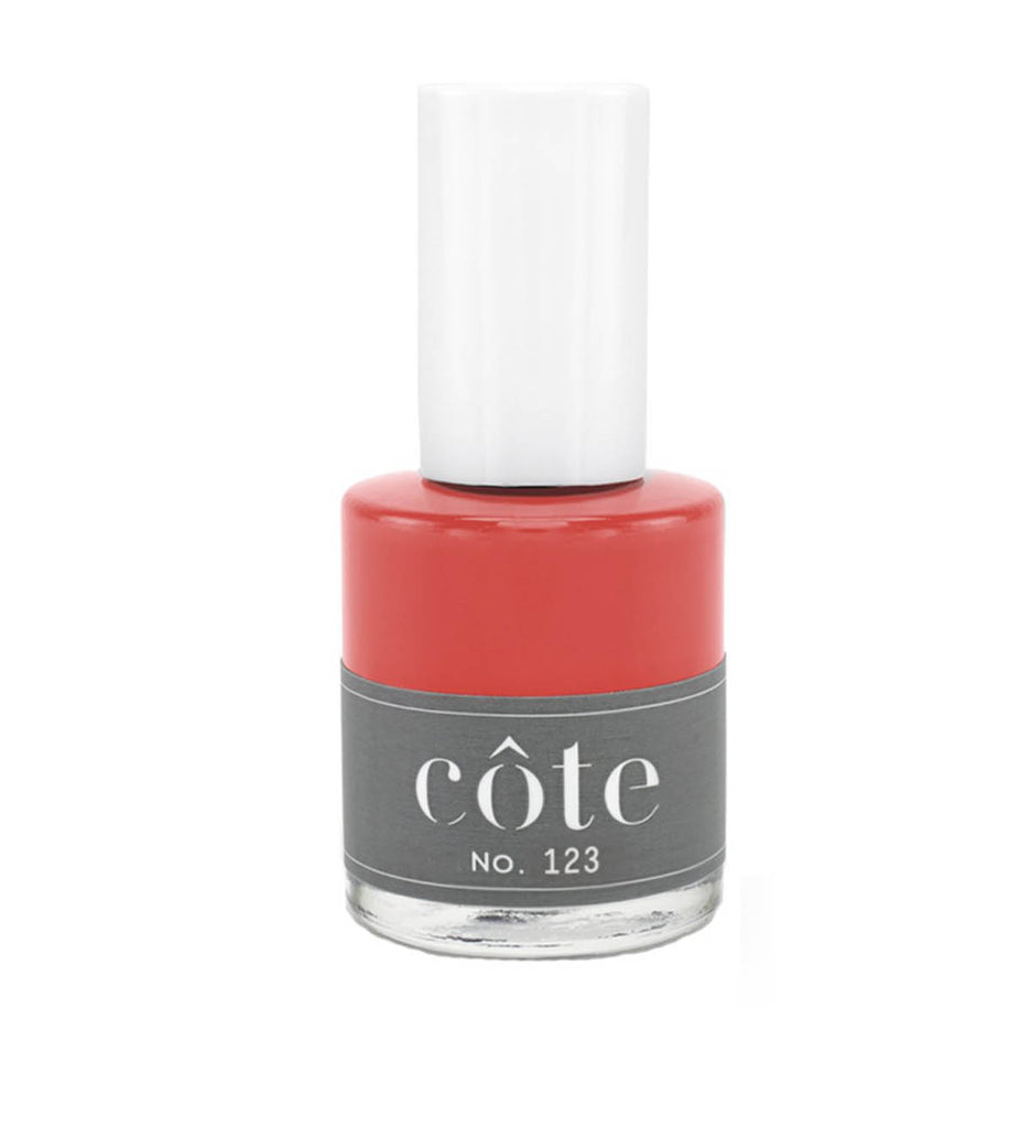 No. 123 Vibrant Red Nail Polish