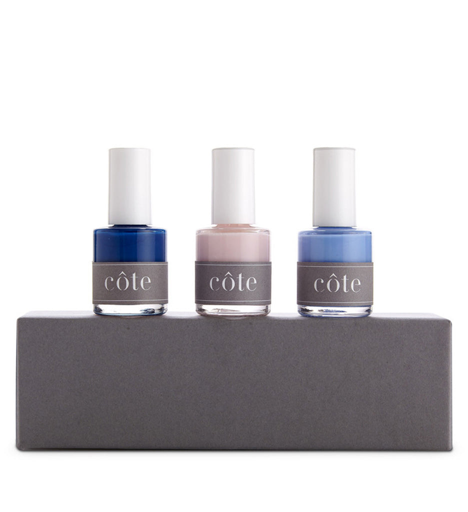 côte nail care gift sets – côte – polish changes everything
