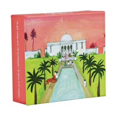 Oasis Mini Fliptop Notecard Set