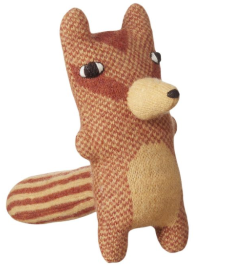 Chuck Chipmunk Plush Toy