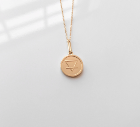 Elements Necklace - Earth