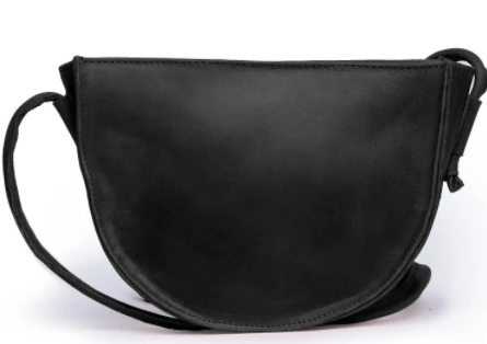 Hana Crossbody in Black