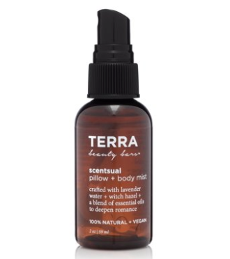 Terra Beauty Bar Body + Pillow Spray