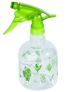 Watering Plant Sprayer - Cactus Green