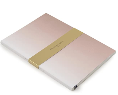 "Christian Lacroix A5 8"" X 6"" Ombre Paseo Notebook"