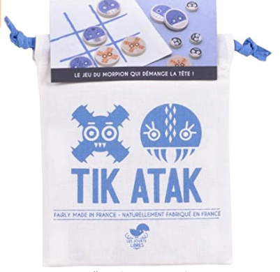 Tik Atak - tic-tac-toe game