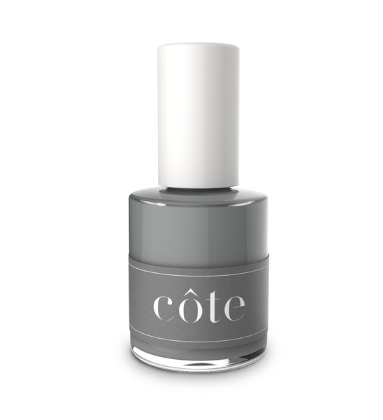 No. 100 grey cote nail polish