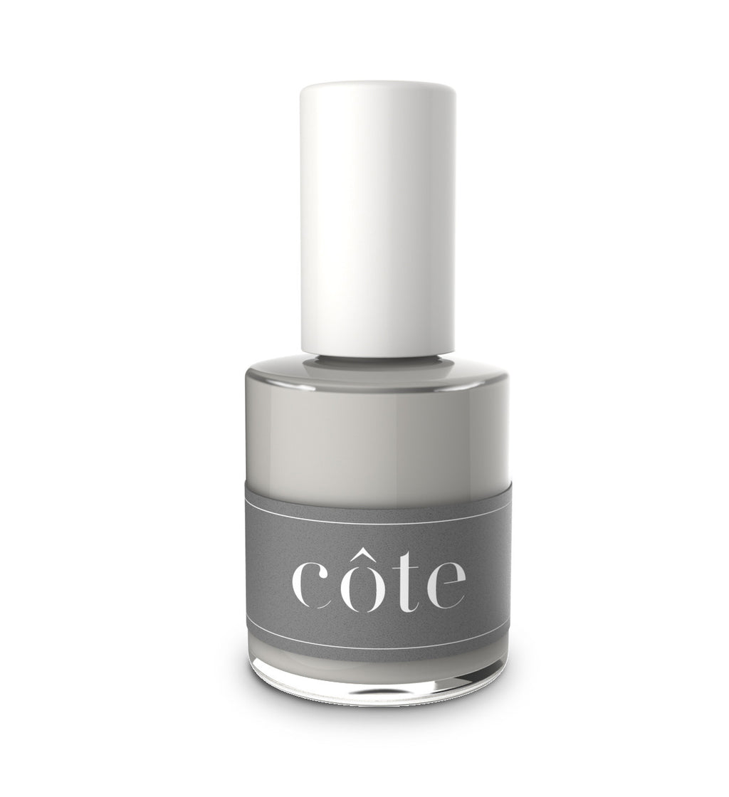 No. 101 grey cote nail polish