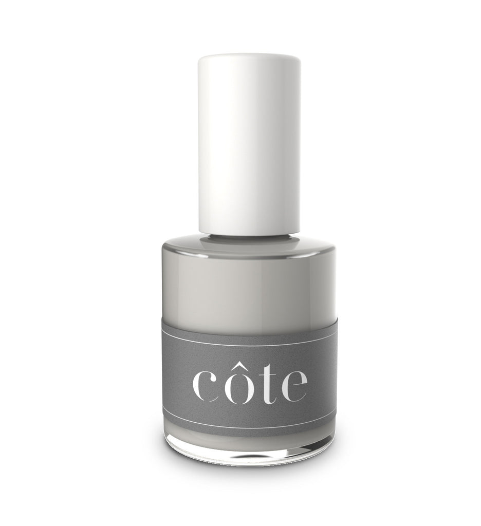 No. 101 smokey grey cote nail polish