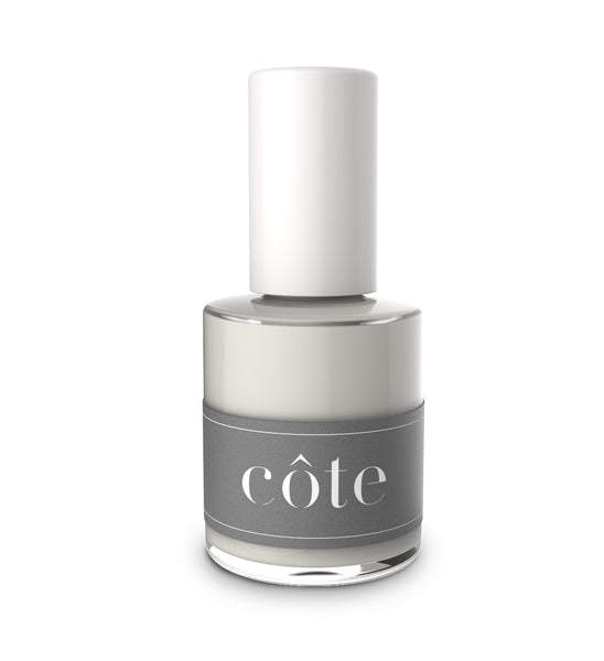 No. 102 grey cote nail polish