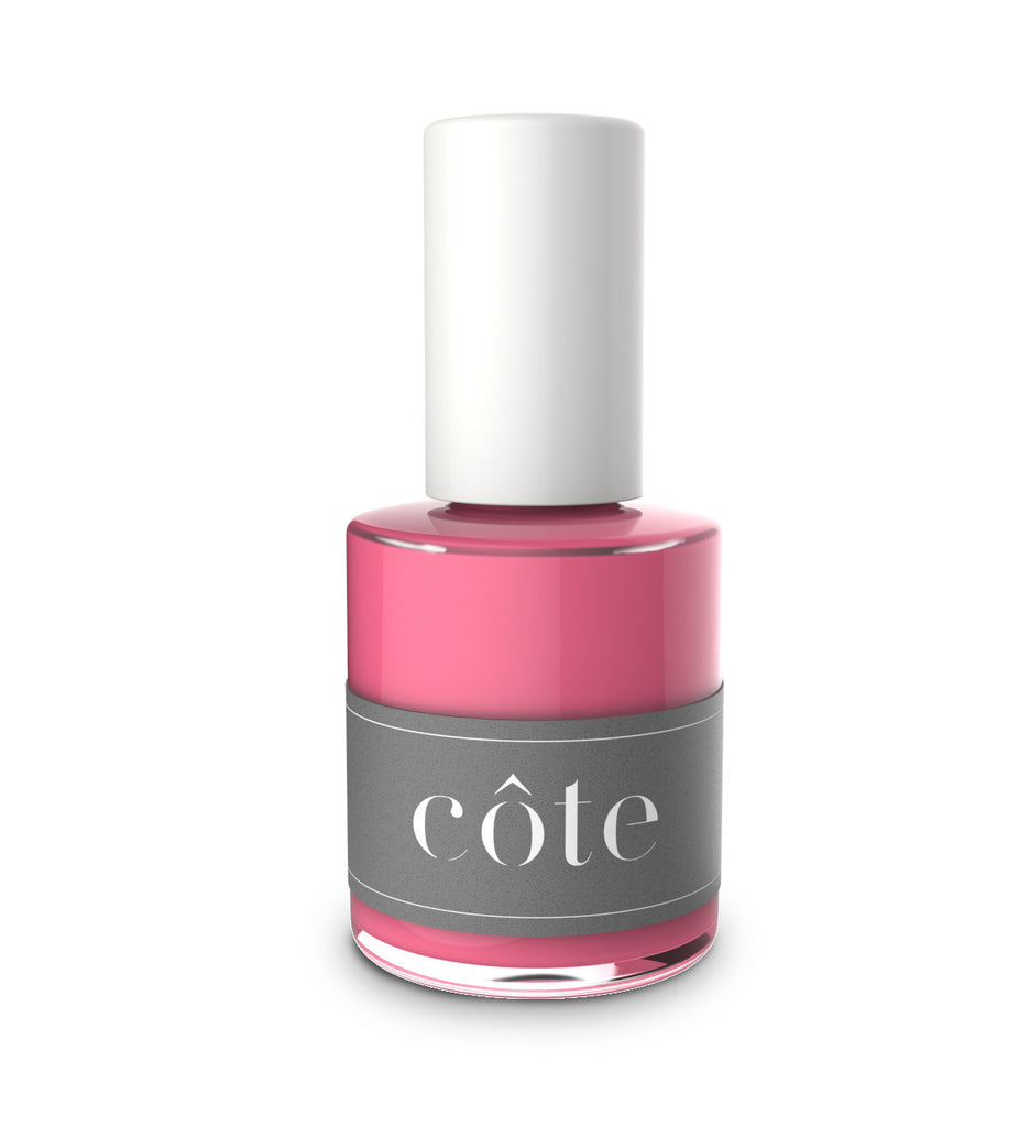 No. 15 Hot Pink Nail Polish - Non Toxic Nail Polish