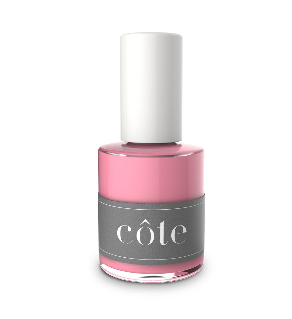 No. 16 cream bubble gum pink nail polish