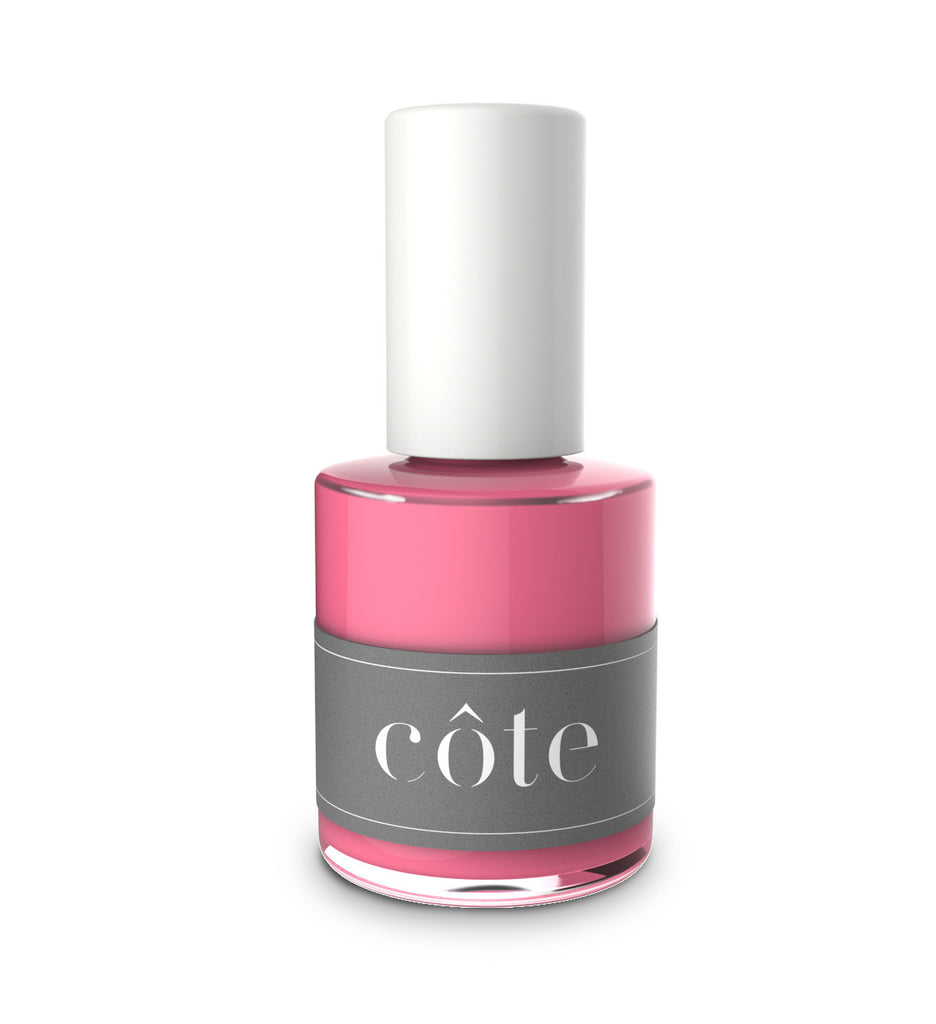 No. 18 Totally Tulip Pink Nail Polish - Non Toxic Nail Polish