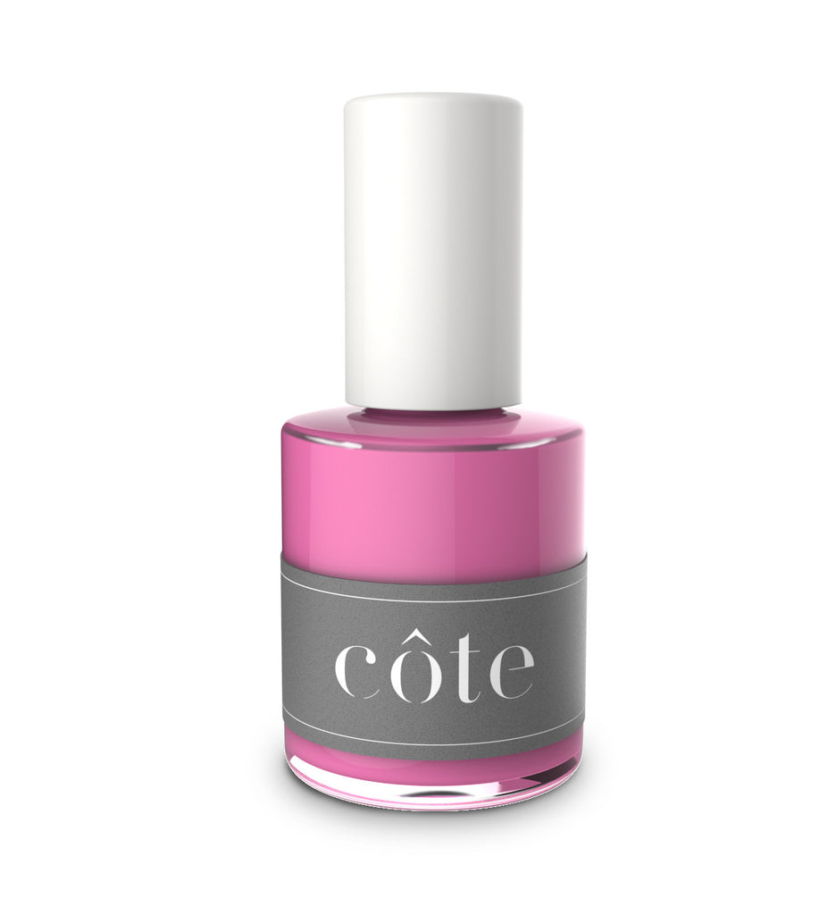 No. 19  Fuchsia Cream Non Toxic Nail Polish