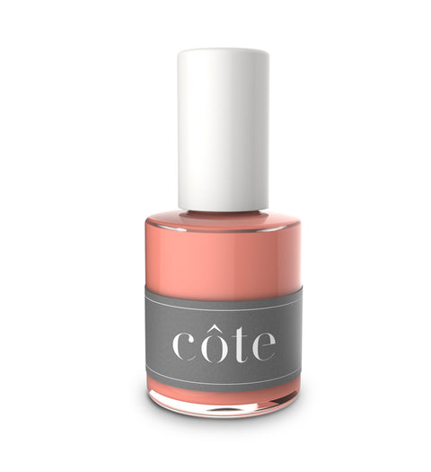 No. 1 - cream coral nail polish