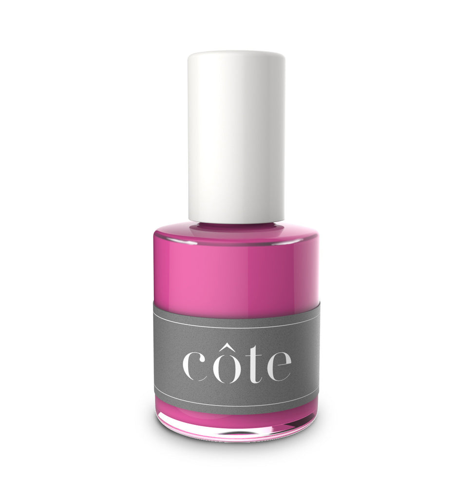 No. 20 Deep Dark Fuchsia Nail Polish - Vegan Nail Polish