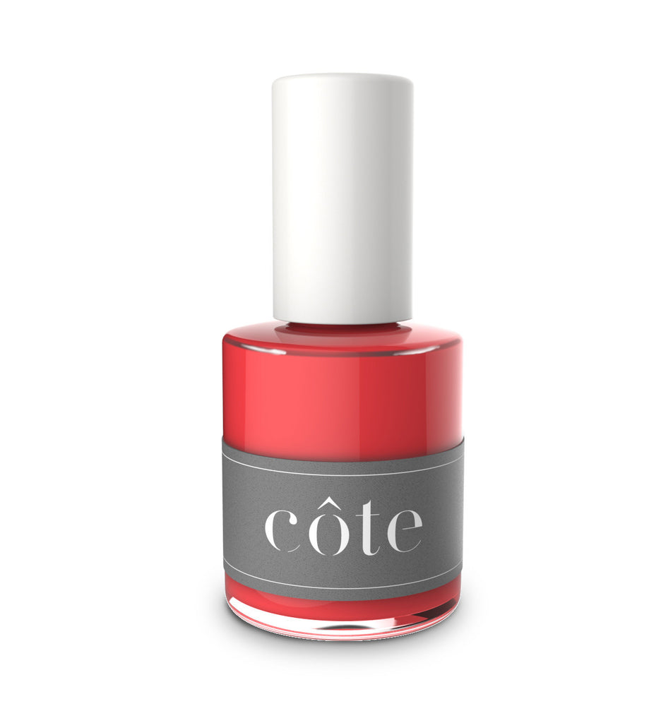 No. 25 Creamy Candy Coated Red Nail Polish - Vegan Nail Polish