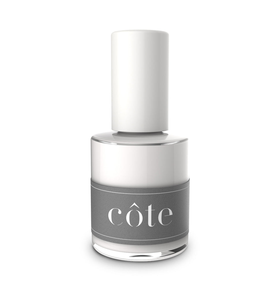 No. 2 Pure White NonToxic Nail Polish