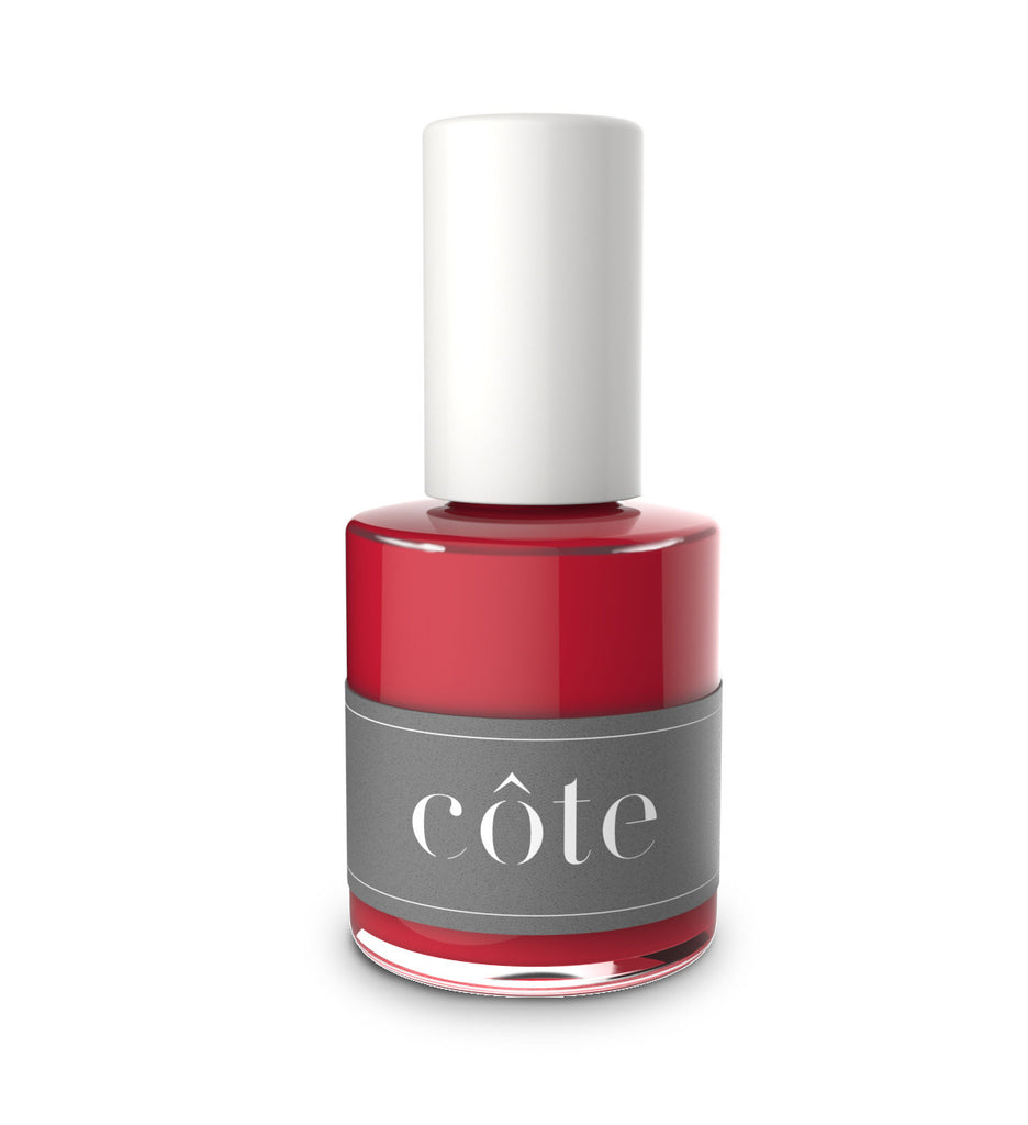 No. 31 red cream nail polish
