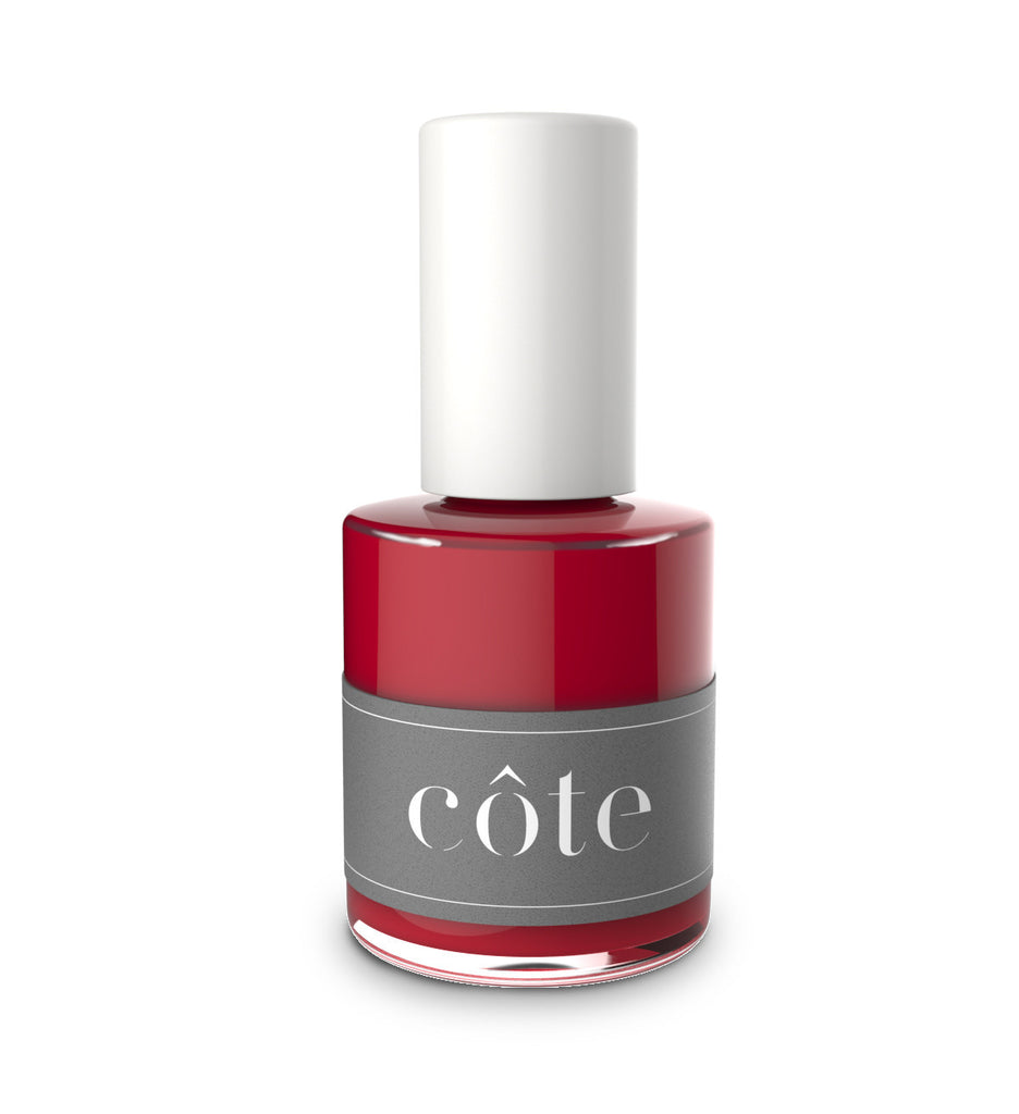 Côte - No. 32 Classic Red Cream Nail Polish