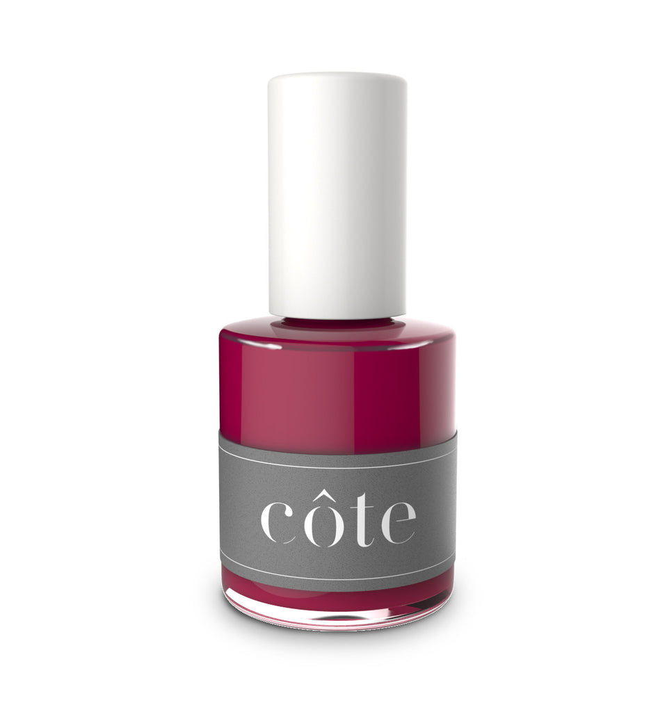 No. 36 red berry cream nail polish