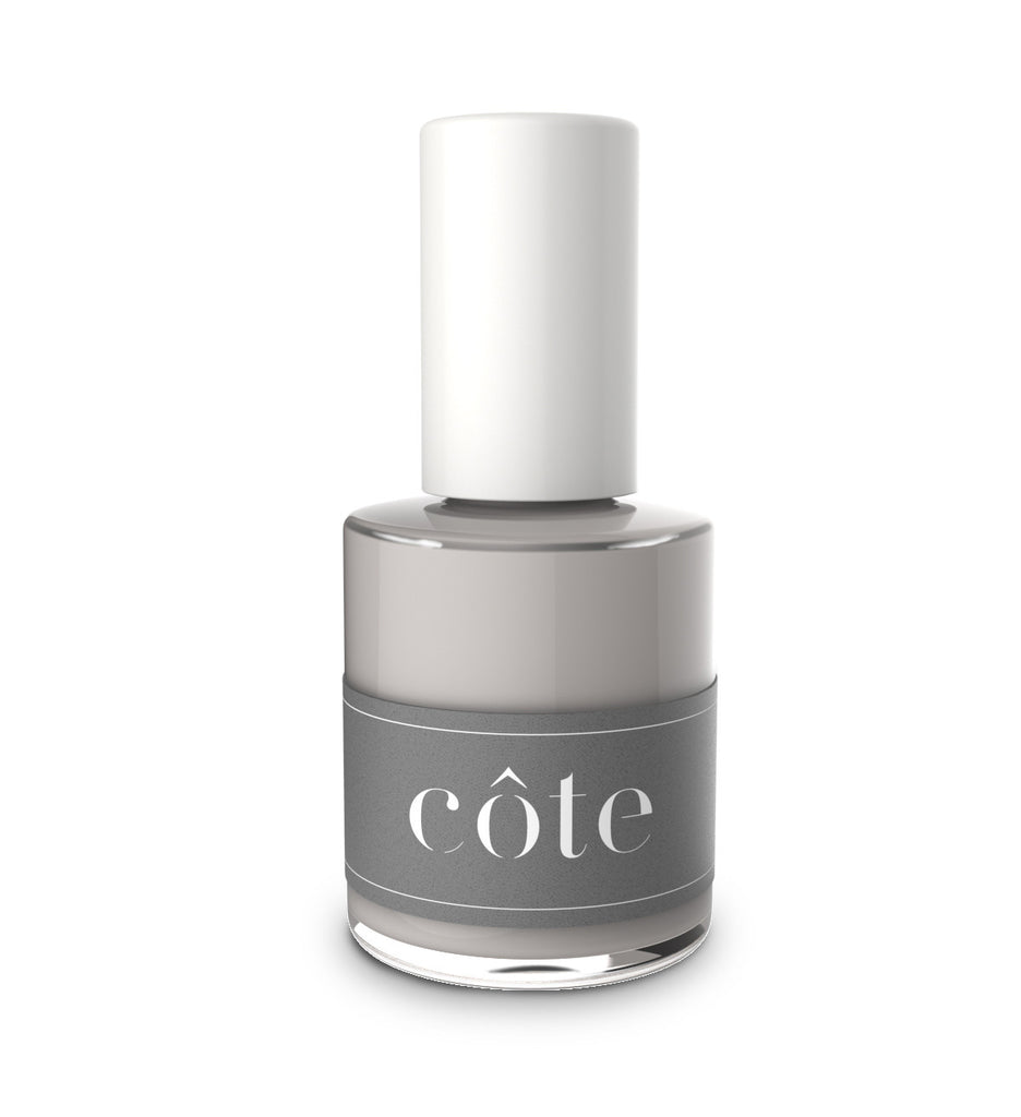 No. 44 Heather Grey Pearlized Nail Polish