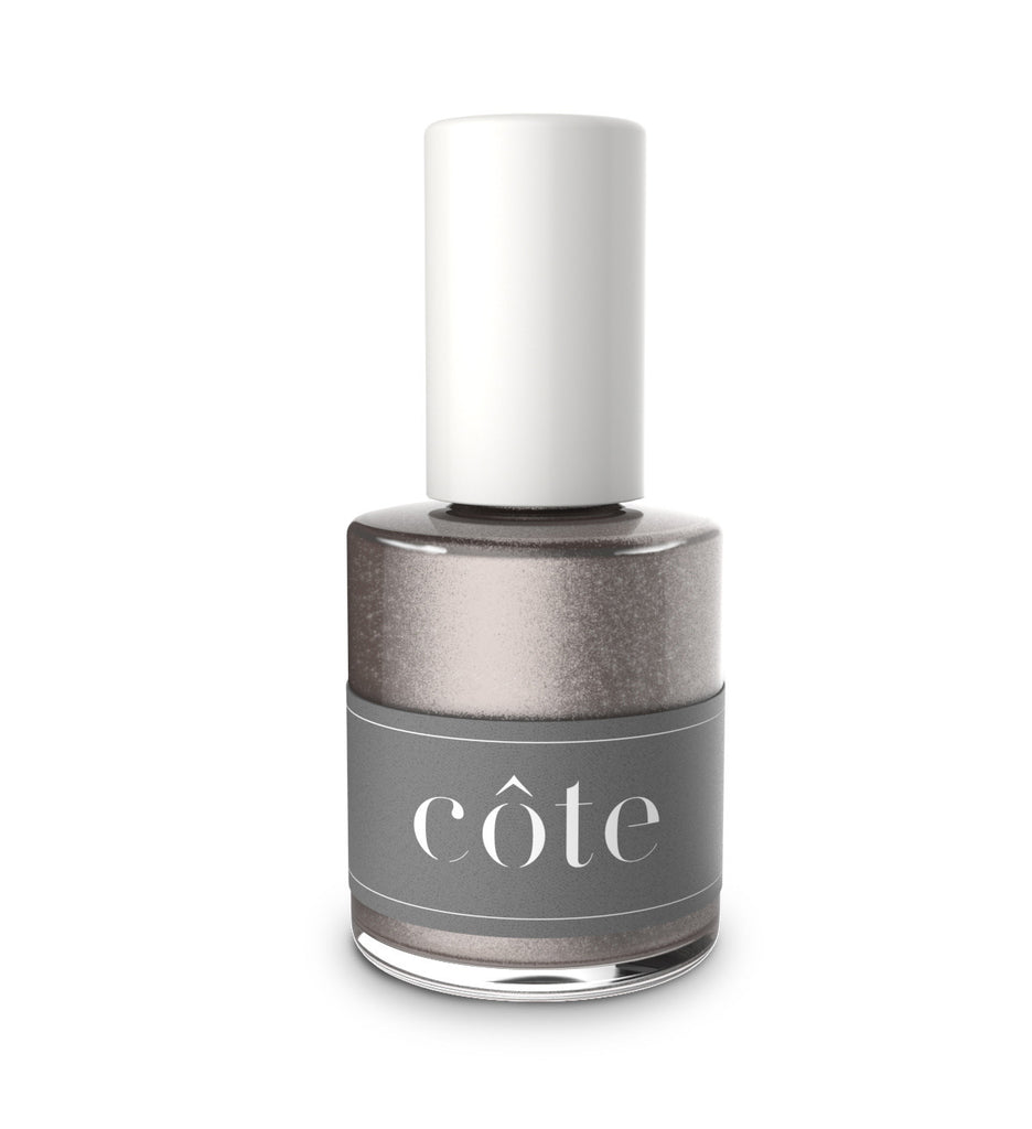 Côte - No. 47 Heavy Metal Sparkle Nail Polish