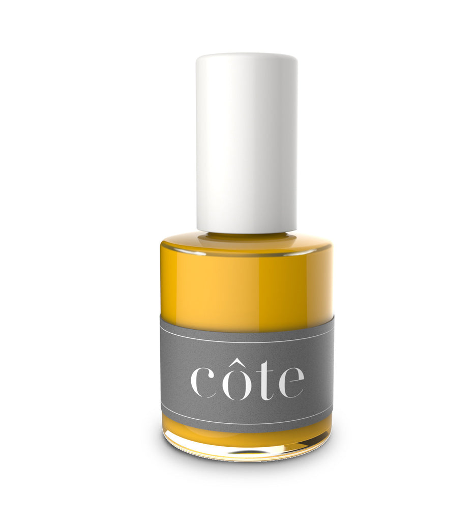No. 57 Dandelion Yellow Nail Polish - Vegan Nail Polish