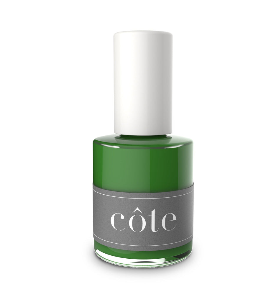 Côte - No. 62 Fern Green Cream Nail Polish