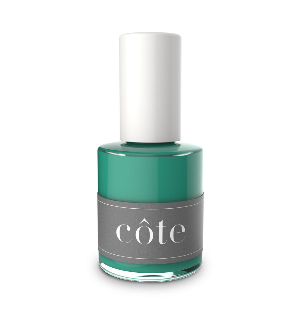 No. 64 Emerald Green Nail Polish - Non Toxic Nail Polish