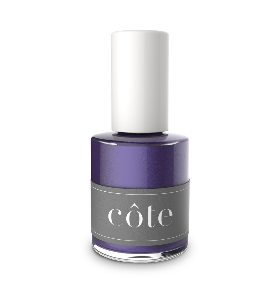 No. 79 Concord Grape Purple Nail Polish - Vegan Nail Polish