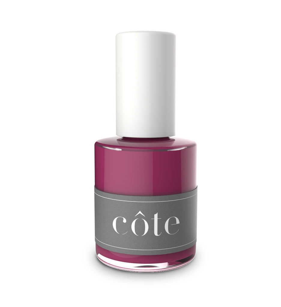 No. 87 sangria purple cream nail polish