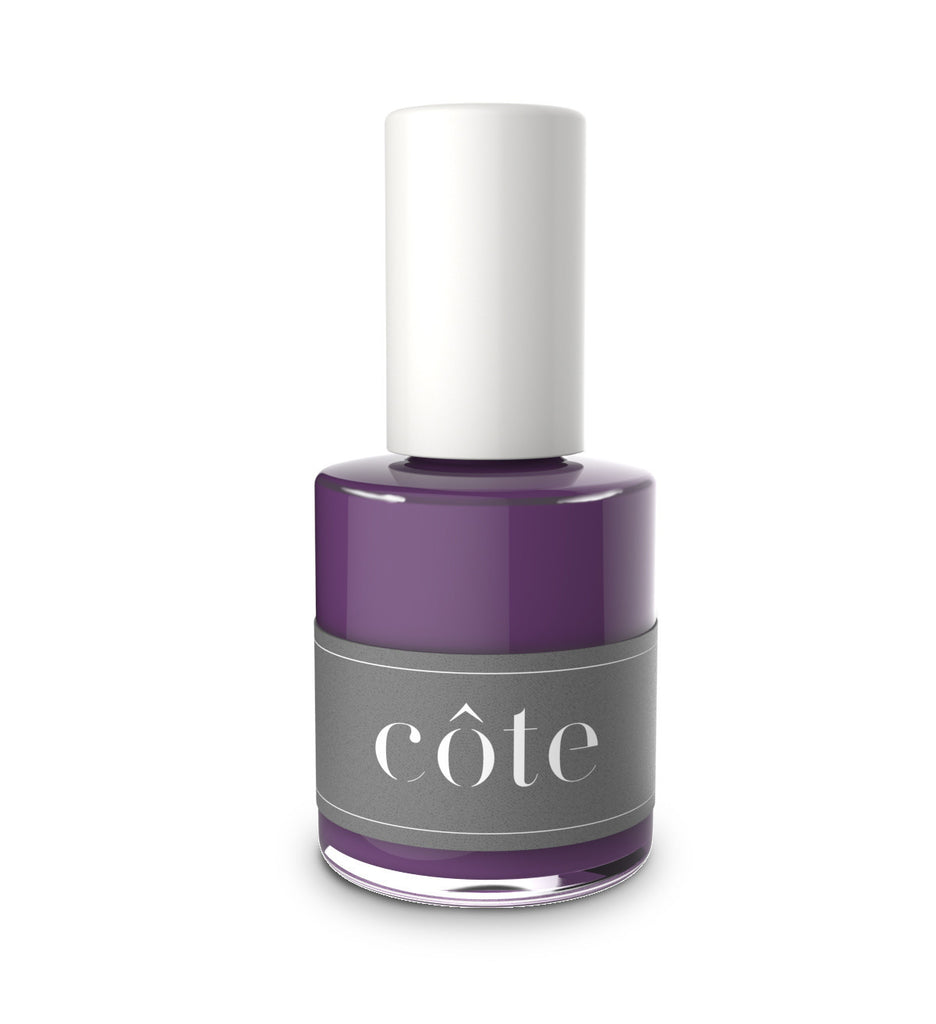 No. 88 Boysenberry Purple Nail Polish - Non Toxic Nail Polish