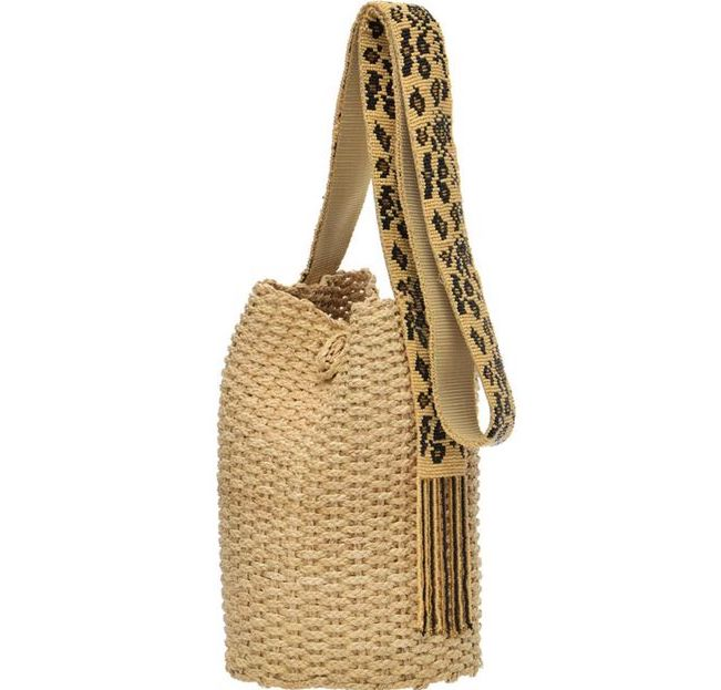 Kareme Bucket Basket Bag