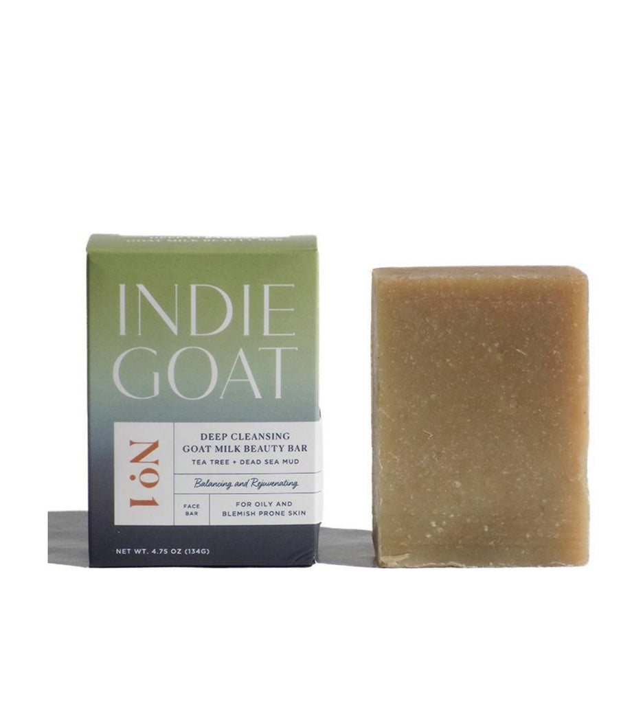 Indie goat soap No.1