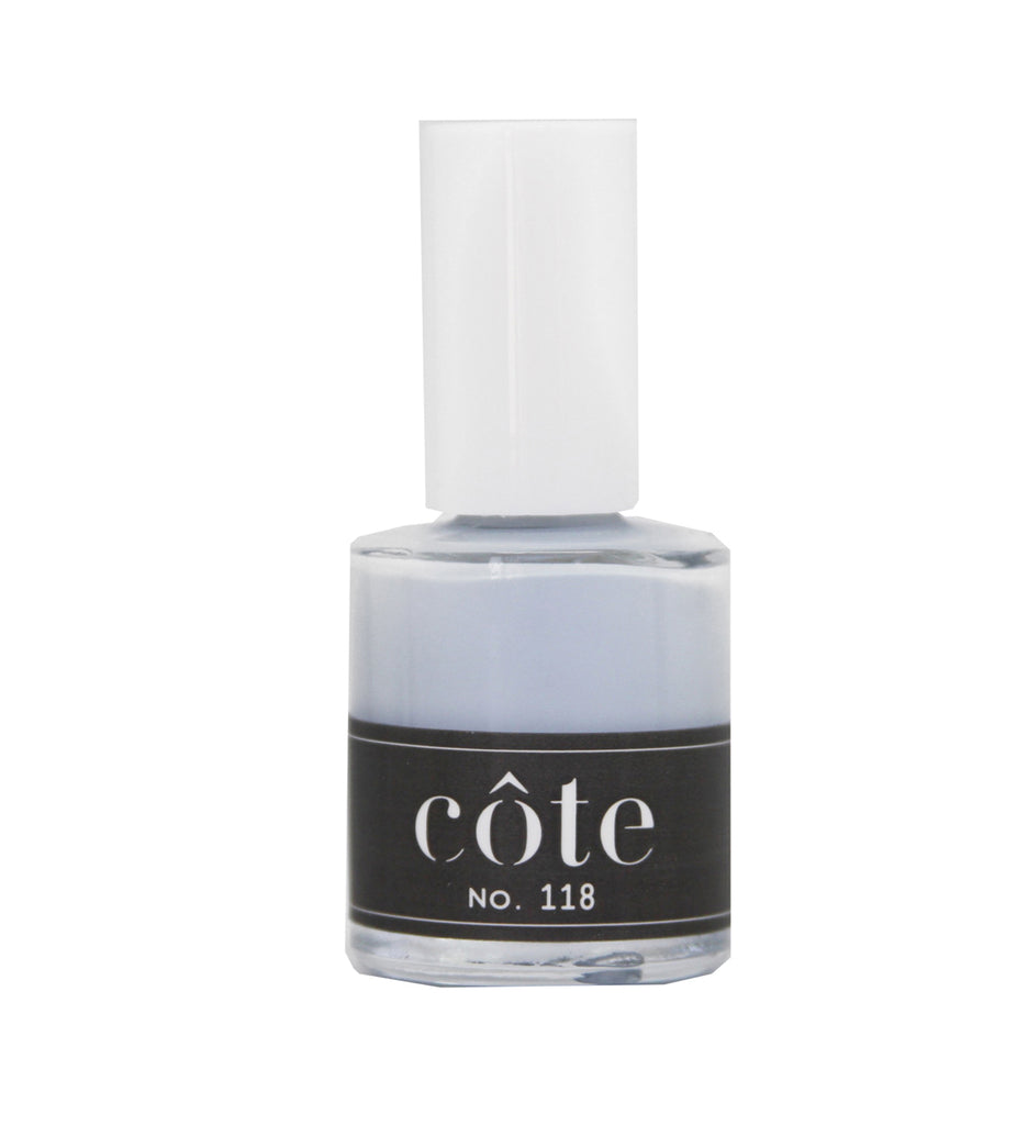 Côte - No.118 Chalky Light Blue Nail Polish
