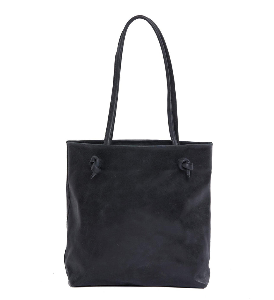 rachel tote purse - black