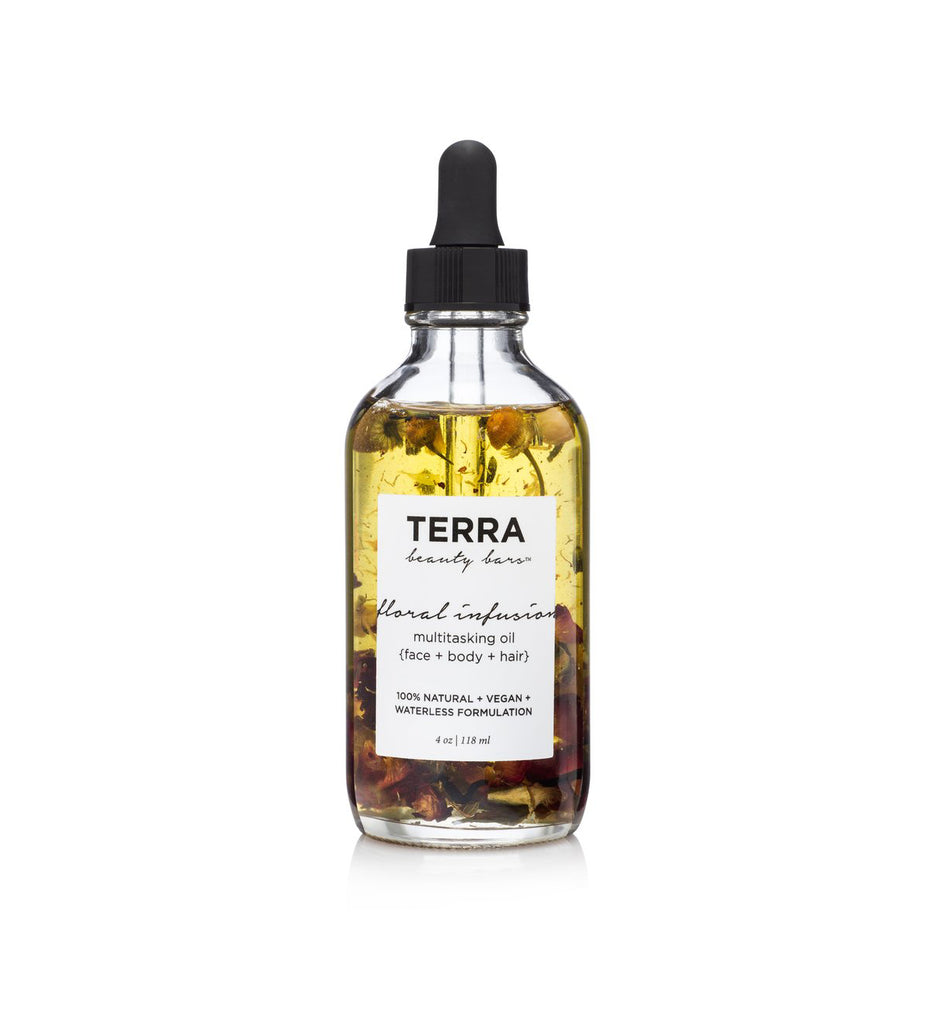 Floral Infusion Multitask Oil