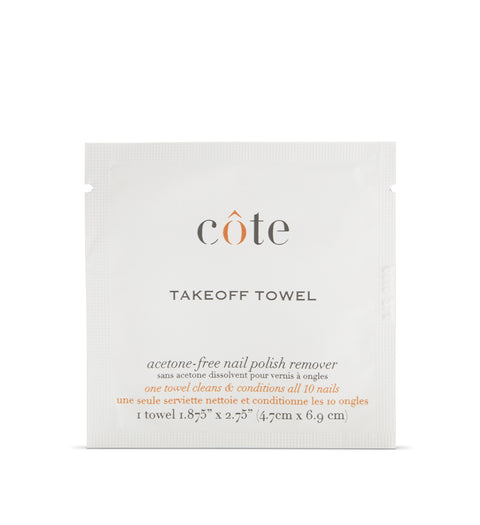 TakeOff Towel - Polish Remover