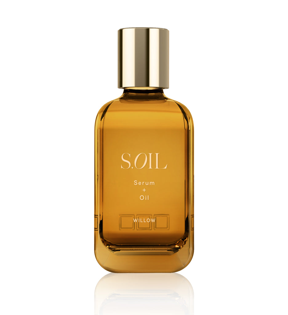 Soil Willow Argan Oil