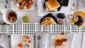 """The Male Friends"" by Benjamin Mast"