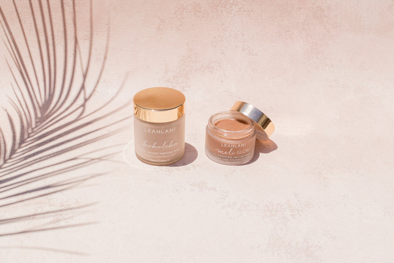 Kokoleka Purifying Mask - Rich mask for deep cleansing and detoxification of the skin
