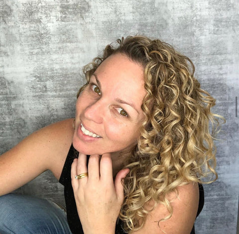 Meet Kylie - the founder of Curltivate