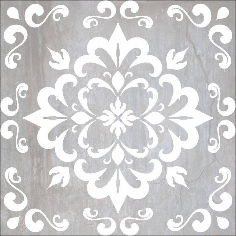Marrakesh Tile Stencil - Reusable Stencil - Superior Stencils