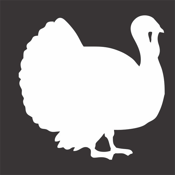 TURKEY Stencil - Superior Stencils