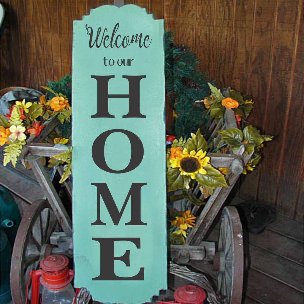 Welcome to our HOME Stencil - Superior Stencils