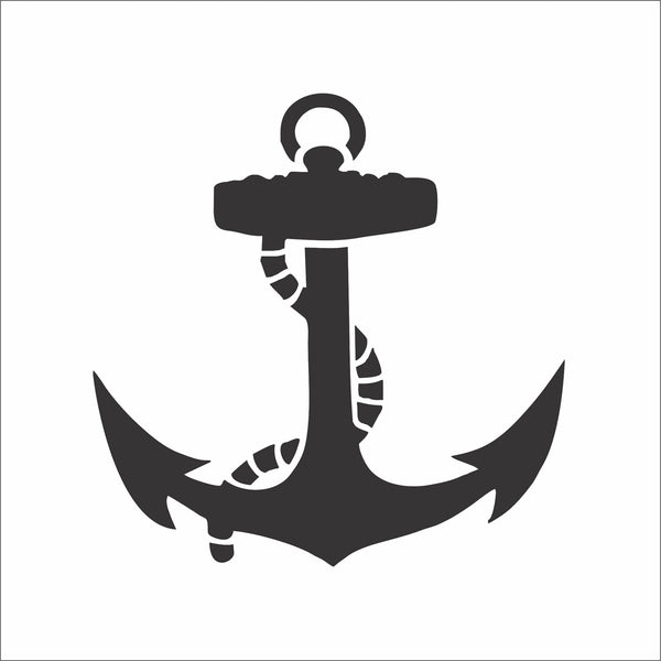 Anchor Stencil - Superior Stencils