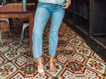 Light Wash Boyfriend Jeans